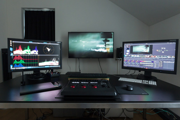 Color Grading Suite