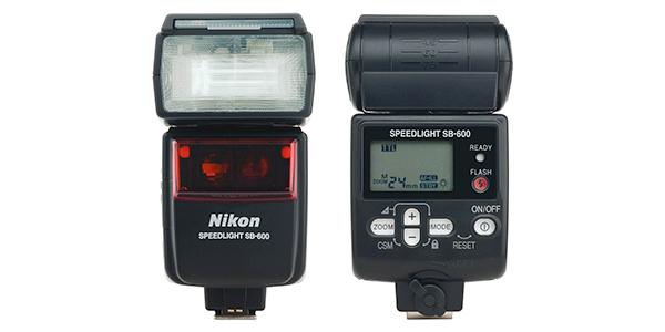 Blitz-Nikon-Speedlight-SB-600