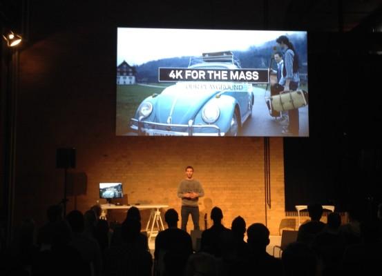 HP ZED Berlin - Nikolas' speech