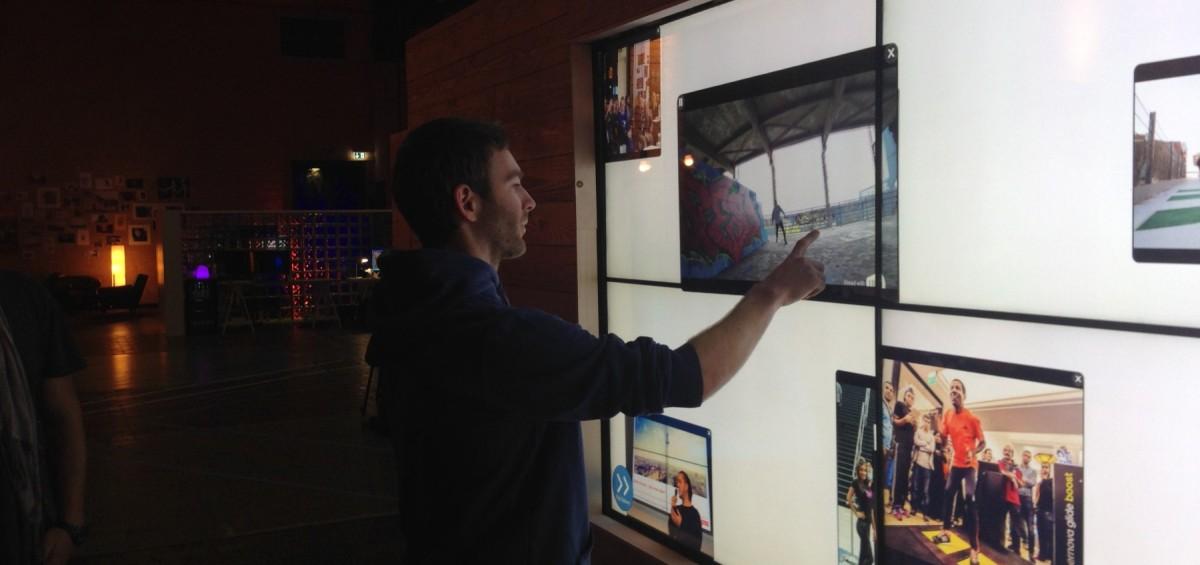 HP ZED Berlin - Multiscreen Touch