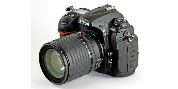 Kamera-Nikon-D300S