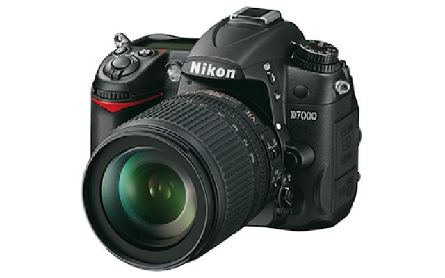 Kamera-Nikon-D7000