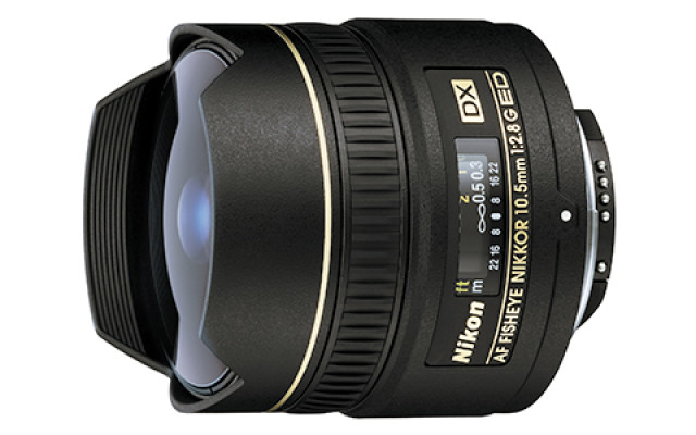 Optik-NIKON-AF-DX-10.5mm-F2.8G-Fisheye