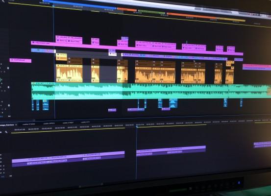 Editing Timeline - Leo Burnett