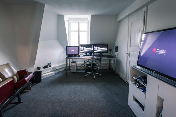 Edit Suite, Tödistrasse 36, 8002 Zürich